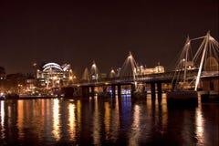 Thames river. In london, UK Stock Image