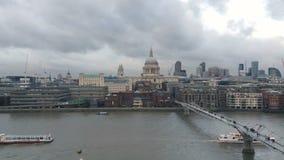 Thames River arkivfilmer