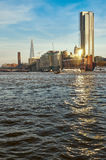 Thames river Royalty Free Stock Image