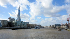 Thames river, london Stock Images