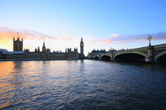 Thames Stock Photo
