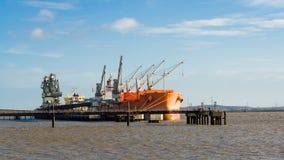 Thames sändnings Royaltyfri Foto