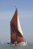 Thames Sailing Barge Stock Photography
