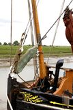 Thames sailing barge Stock Photos