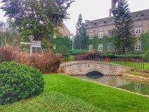 Thames Valley semesterort @ Arkivfoto