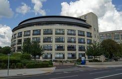 Thames Water högkvarter som läser Royaltyfri Foto