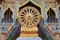 Thammachack statua Fotografia Stock