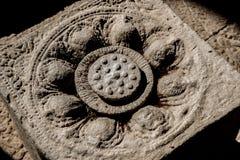 Thammachak en pierre photo stock