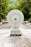 Thammachak on the mountain. Nakhon Nayok, Thailand Royalty Free Stock Image