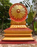 Thammachak statue Royalty Free Stock Photos
