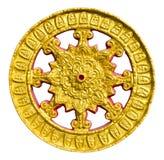 Thammachak wheel. Stock Photos