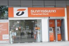 Thanachart PACKA IHOP ALLMÄNHET FÖRETAG AV THAILAND royaltyfri bild