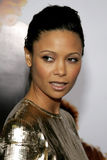 Thandie Newton royaltyfria bilder