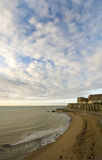thanet Англии broadstairs пляжа Стоковые Фото