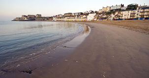 thanet Англии broadstairs пляжа Стоковое Изображение