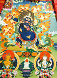 Thangka royalty free stock photography