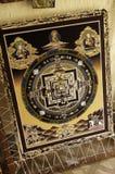 Thangka painting- Nepal Stock Photos