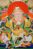 Thangka  show Stock Images