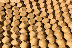 Thanh Ha pottery village ,Hoi an ,Quang nam,viet nam Stock Photography