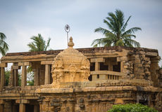 Thanjavur temple Stock Image