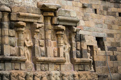 Thanjavur temple Royalty Free Stock Images