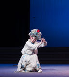 """Thank humbly-The fifth act Steal immortal-Kunqu Opera""""Madame White Snake"""" Stock Photos"""