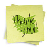 Thank you!. Vector illustration, EPS10 stock illustration
