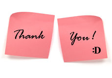 Thank you Royalty Free Stock Images