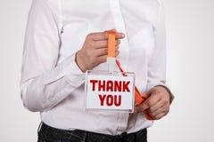 THANK YOU. Appreciation, gratitude and recognition concept