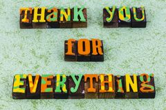 Thank you appreciation thanksgiving friendship help