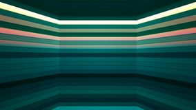 Broadcast Twinkling Horizontal Hi-Tech Bars Shaft, Green, Abstract, Loopable, 4K. Thank you for choosing this Background stock video footage