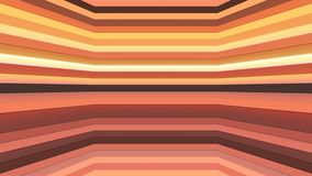 Broadcast Twinkling Horizontal Hi-Tech Bars Shaft, Brown, Abstract, Loopable, 4K. Thank you for choosing this Background stock video
