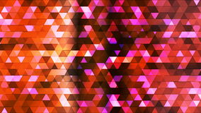 Broadcast Twinkling Polygon Hi-Tech Triangles, Multi Color, Abstract, Loopable, 4K. Thank you for choosing this Background stock video footage