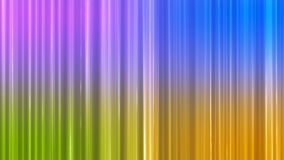 Broadcast Vertical Hi-Tech Lines, Multi Color, Abstract, Loopable, 4K. Thank you for choosing this Background stock video footage