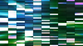 Twinkling Horizontal Small Squared Hi-Tech Bars, Multi Color, Abstract, Loopable, 4K. Thank you for choosing this Background stock footage