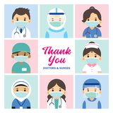 Thank you Covid-19 Frontline doctors, nurses & helathcare workers