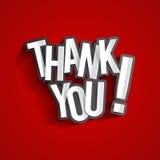 Thank You. Creative Thank You, Show Gratitude Design illustration vector illustration
