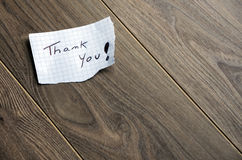 Thank you! Royalty Free Stock Photos