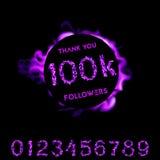 Thank you 100K followers.