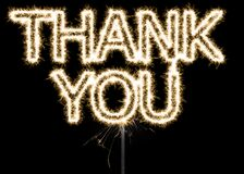 Thank you - Made out of sparkles