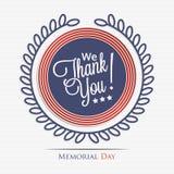 We thank you Stock Image