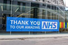 Thank you NHS sign in central London
