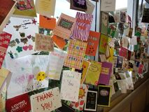 Thank you notes to doctors and nurses - COVID-19 P:andemic