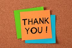 Thank You! Royalty Free Stock Images