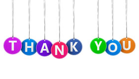 Thank You Sign Concept Royalty Free Stock Images