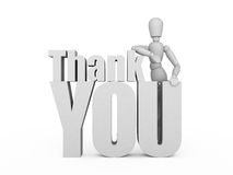 Thank you very much! Stock Image