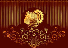 Thankgiving ornate. Royalty Free Stock Photos