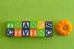 Thanks giving day Stock Photo