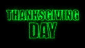 Thanks giving day text, 3d rendering backdrop, computer generating, can be used for holidays festive design. Thanks giving day text, 3d rendering background Stock Photo