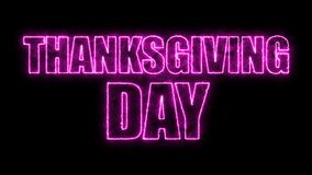Thanks giving day text, 3d rendering backdrop, computer generating, can be used for holidays festive design. Thanks giving day text, 3d rendering background Royalty Free Stock Photos